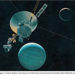 Voyager verlässt Neptun