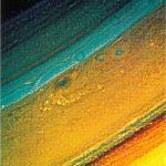 Saturn Wolken
