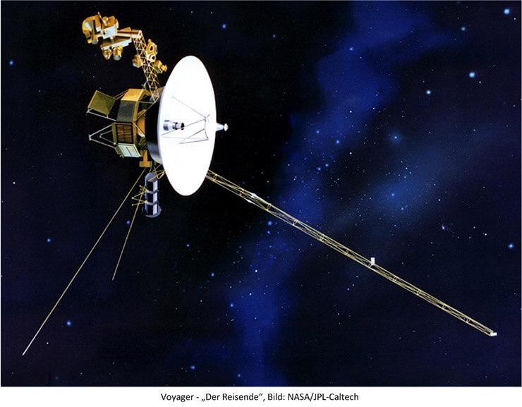 Voyager der Reisende