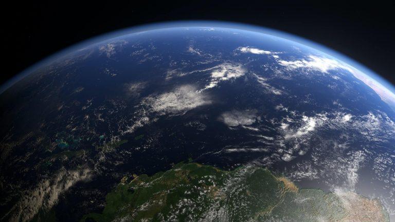 Hallo Erde!