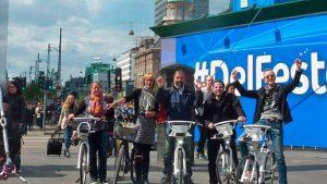 """Eurovision Song Contest 2014 – Sechs Freunde erkunden den Lifestyle der Stadt auf der """"Green Copenhagen Tour"""""""