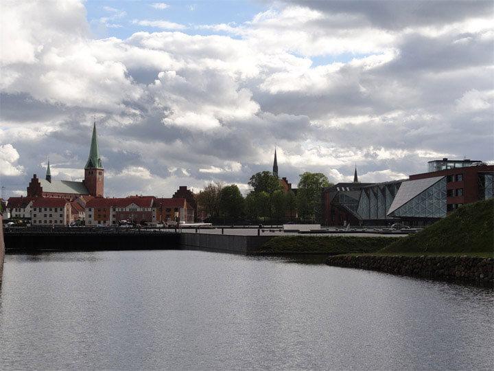 Kulturhafen von Helsingör
