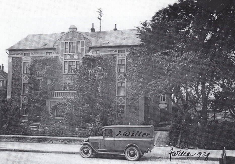Johanns Villa 1928