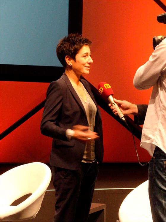 Hayali im Interview
