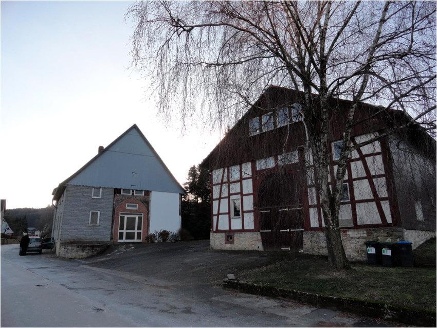 Die Häuser Deppe und Lüdkemeier