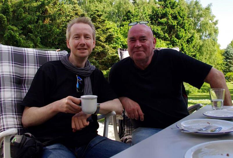Frühstück mit Dennis