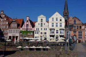 Geliebtes Lüneburg – Spaziergang mit Musiker Dennis Hart durch die alte Hansestadt