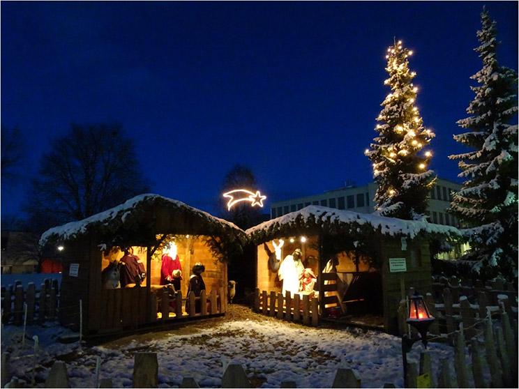 Geschichten und Erlebnisse zur Adventszeit