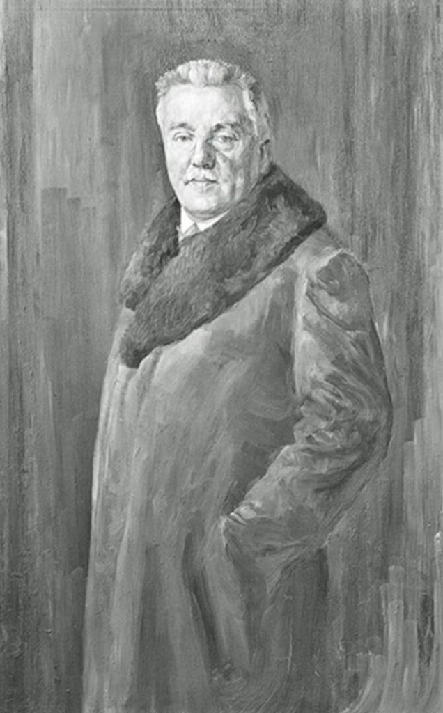 August Willer, Maler aus Detmold