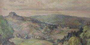 Kunstmaler Bruno Wittenstein – Er liebte die Natur und die schöne Einsamkeit