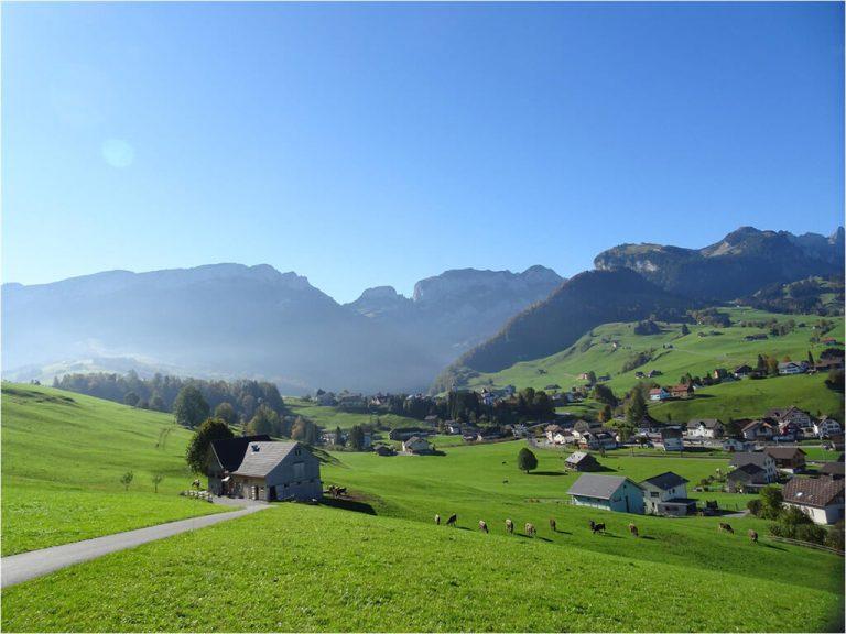 Genusswandern im Appenzellerland – Auf dem Hohen Kasten
