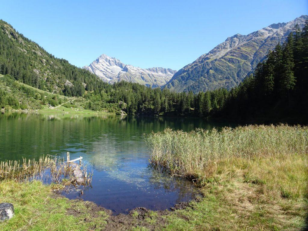 Bergbijou Golzernsee