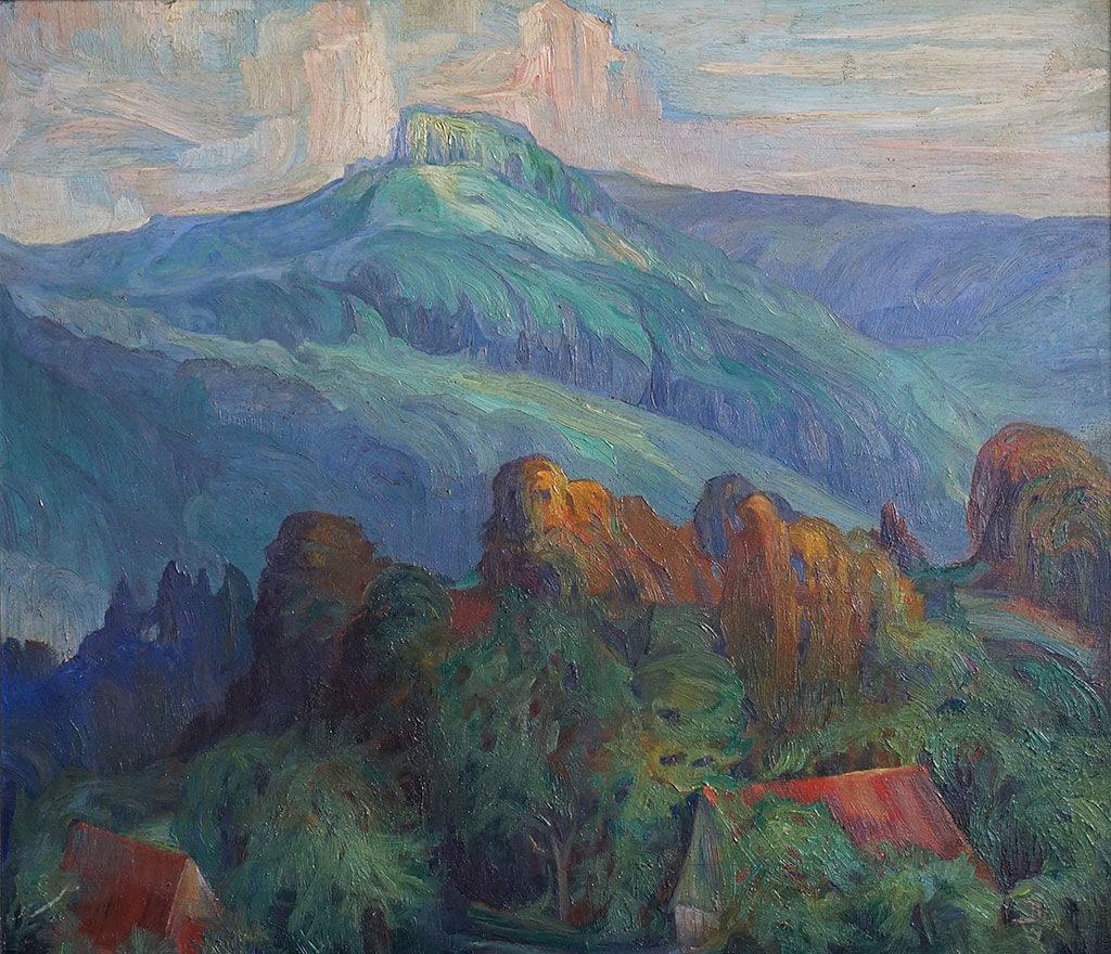Falkenberg bei Detmolder Schloss